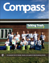 The Compass, fall 2015, from Bishop Marshall School