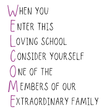 Welcoming New Families